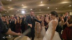 Gorgeous wedding event filmed at St. Paul's Roman Catholic Church in Clifton, NJ and at Nanina's in the Park in Belleville, NJ.  Wonderful cultural traditions were represented at the reception.