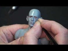 Techniques for Painting Eyes - YouTube