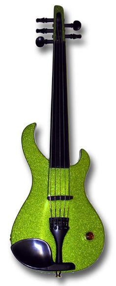 lime green sabreviolin Oh, yeah!