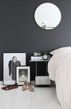 STYLIZIMO BLOG: Black and white bedroom