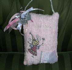 Pink Tooth Fairy Bag