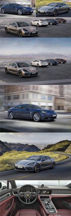 2017 Porsche Panamera Lineup Added Six New Models