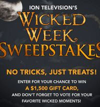 ION TV Wicked Week Giveaway