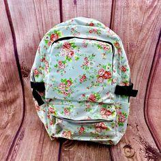 Girls Rucksack Backpack Travel Holiday School Collage Uni Work Bag Adjustable