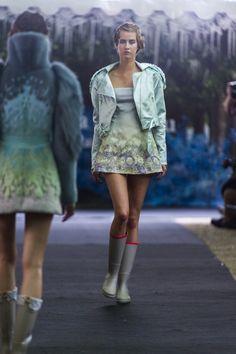 Fashion show couture ON AURA TOUT VU autumn/winter 2014/2015. Look 6 #hautecouture #fashionweek #couturefashionshow #luxe #winter2014 #h2o #woman #fashion #broderies #yassensamouilov #liviastoianova #models #cristaux #style #moderncouture #clothes #uniquefashion #onauratoutvu #water #cristal #coat #blue #embroidery #2014 #2015 #garden #palaisroyal #paris #france #lasemainedelamode  #fur #lovely #prettydress #dress #perfecto #boots #aigle #casual  @Yassen Samouilov @Livia Stoianova @aiglefr