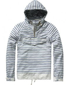 Scotch & Soda anorak- Chris would like super hot in this :)