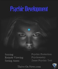 A collection of methods to gain psychic development from psychic medium Ian Scott
