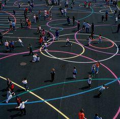 School Play, Ronan McCrea, Castleknock School Dublin, 2009 via Playscapes