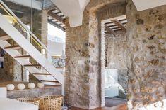 Una casa rurale recuperata in Costa Brava