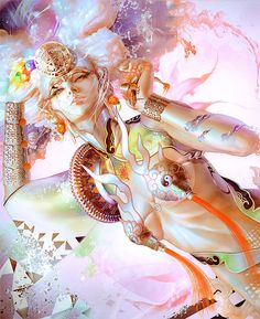 Chinese Myth Characters