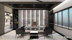 ceo odası tasarım Corporate Office Design, Modern Office Design, Office Interior Design, Office Interiors, Office Designs, Ceo Office, Luxury Office, Executive Room, Cheap Dorm Decor