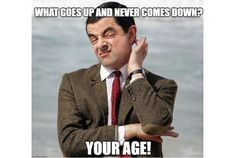 A happy birthday meme can make anyone smile. These birthday memes will brighten their day in a second. Mr. Bean, Happy Birthday Funny, Happy Birthday Quotes, Humor Birthday, Funny Birthday Greetings, Mr Bean Birthday, Birthday Wishes, Birthday Ideas, Mr Bean Funny