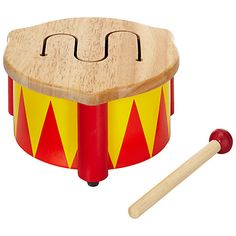 Buy John Lewis Drum Online At Johnlewis 1st Birthday Gifts