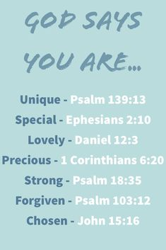 Here is some encouragement! After some bible journaling bullet, I pulled out what God says about you. This is your identity!