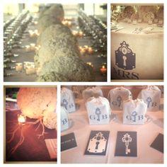 Ginger Zee Wedding Details www.francescobilotto.com @BLOOM floral design @Tableau Events