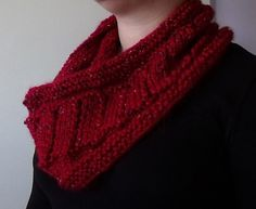 (6) Name: 'Knitting : Isabella Riff Cowl
