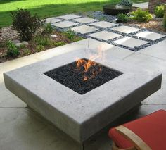 concrete furniture | Concrete Furniture | Phoenix, Arizona | Counter Intuitive Concrete
