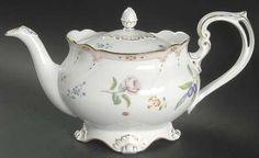 Noritake Maison Fleur Teapot & Lid