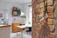 Half open keuken uit Göteborg | Interieur inrichting