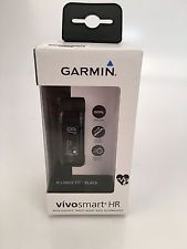 Garmin - vívosmart HR Fitness-Tracker - X-Large Fit - 180mm-224mm - [NEU/OVP] #fitnesstrackerwatch