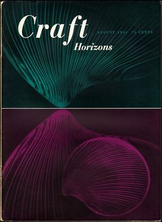 Craft Horizons July/August 1953 by sandiv999, via Flickr
