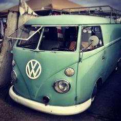 VW Van. Alameda