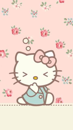 Not sure. But I think this Hello Kitty is flipping you off while doing the splits.