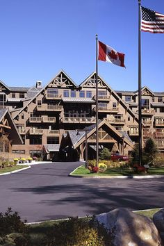 Stowe Mountain Lodge, USA is the FHRNews #luxury #hoteloftheday for Wednesday, November 18.