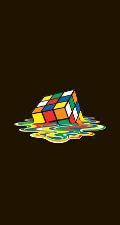 Rubik's Cube Wallpaper