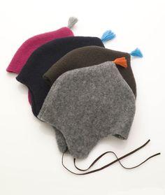 Makié Childrens Fleece Hats