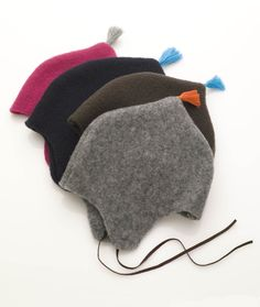 Makié Childrens Fleece Hats