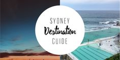 Sydney a city in New South Wales Australia famous for it's city life, picturesque beaches, beautiful harbour views, parks and home to one of the best New Years Eve fireworks displays. Discover why Sydney is one of the best cities in the world.