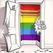 No one should spend their entire life in a closet Ignore the tags pride lgbtq gay lesbian bi trans pansexual asexual nonbinary lgbt pride Lesbian Pride, Lesbian Love, Lgbt Rights, Lgbt Community, Yuri, Drawings, Equality, Wallpapers, Rainbow Pride