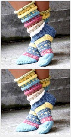 Tutti Frutti sokken Norwegische Strickidee f r h bsche Socken - Stric Frutti f r h bsche Norwegische Socken sokken Stric Strickidee Tutti Intarsia Knitting, Free Knitting, Knitting Socks, Knitting Patterns, Crochet Patterns, Knitting Tutorials, Knitting Machine, Vintage Knitting, Knitting Projects