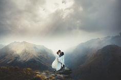 Jim Pollard Goes Click....INCREDIBLE wedding shot in the mountains