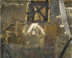 Las diez obras clave de Antoni Tàpies - Materia sobre tela y collage de papel 1964
