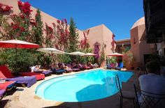 Les Borjs De La Kasbah Marrakech Les Borjs de la Kasbah is located in the Kasbah in Marrakech, close to the Royal Palace. It has free Wi-Fi, an outdoor heated pool and a Spa with a traditional hammam, sauna and massage rooms.