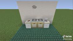 Video Minecraft, Art Minecraft, Easy Minecraft Houses, Minecraft House Tutorials, Minecraft Funny, Minecraft Plans, Amazing Minecraft, Minecraft Decorations, Minecraft Tutorial