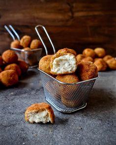 De gorgonzola y nueces.  Check out @beautifulcuisines for more food treasures!  Videoreceta en el link de mi perfil. Videorecipe in my Bio!