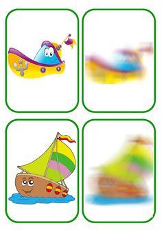 Скачать можно СКАЧАТЬ Работа авторская. Перепост запрещен! Diy For Kids, Crafts For Kids, Toddler Crafts, Kids Education, Preschool Activities, Transportation, Games, Puzzle, Activities
