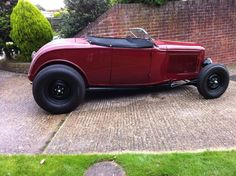 30-31 Ford Mpdel A roadster