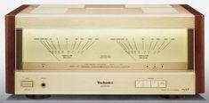 FS/T: Technics A5000 high end pre / power amp VU meter