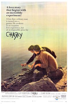 "Charly (1968): ""the story of a intellectually disabled bakery worker who is the subject of an experiment to increase human intelligence."" (Wiki)"