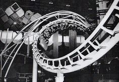 Old Chicago Amusement Park by The Scooter Guy, via Flickr