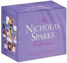 Get the Nicholas Sparks Collection (Volume 1) from BooksWagon Online store....Hurry !!!! This collection is the perfect gift for those who are romantic at heart.....http://bit.ly/1sXnIZl.....17% Off !!