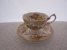 A personal favorite from my Etsy shop https://www.etsy.com/ca/listing/488197750/vintage-royal-albert-tea-cup-and-saucer