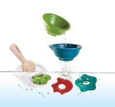 PlanToys Vesileikkisetti, water toys