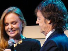 Paul McCartney, now 72 and spry as ever, still looked wiped out when he arrived at Alice Tully Hall on Thursday night. He'd flown overnight from Brazil, where he's been on a stadium tour, so he cou...