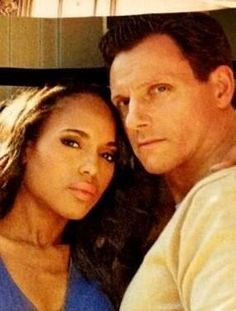 Let's both look intensely at the camera, it'll drive our gladiators crazy!