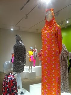 The Total Look at #SCADMOA  June 22 - Oct. 7, 2012  http://scadmoa.org/art/exhibitions/2012/rudi-gernreich-peggy-moffitt-william-claxton